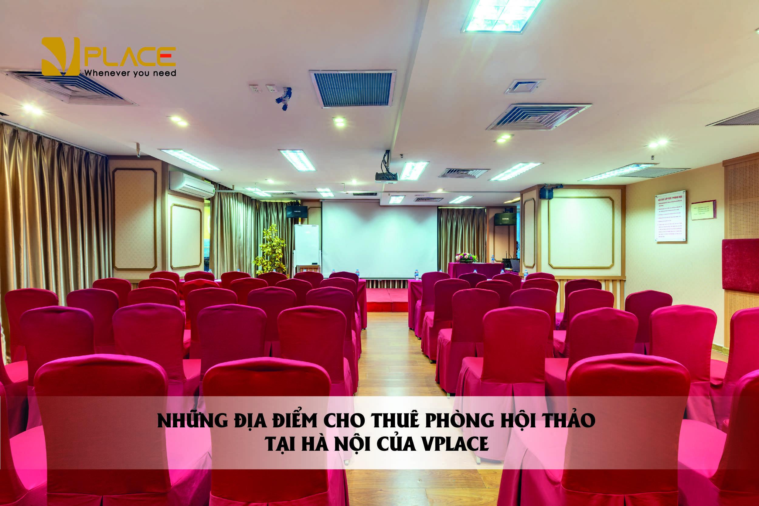 dịch vụ cho thuê phòng hội thảo tại Hà Nội