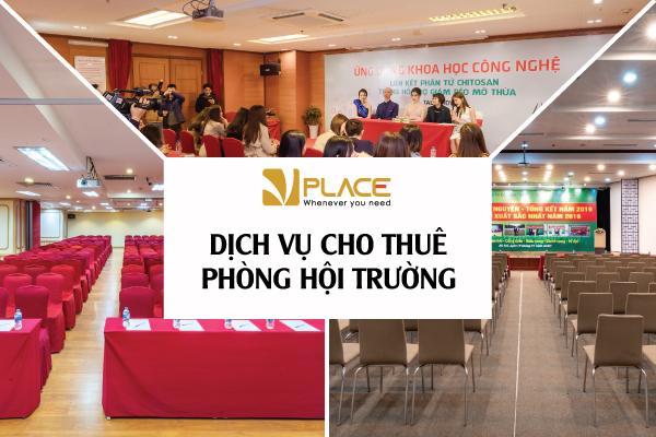 Dịch vụ cho thuê phòng hội trường tại Hà Nội